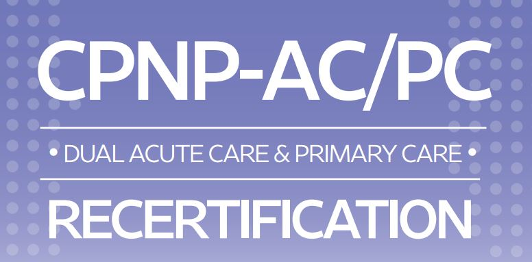 CPNP-PC Recertification | PNCB